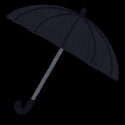 190828 傘のイラスト02